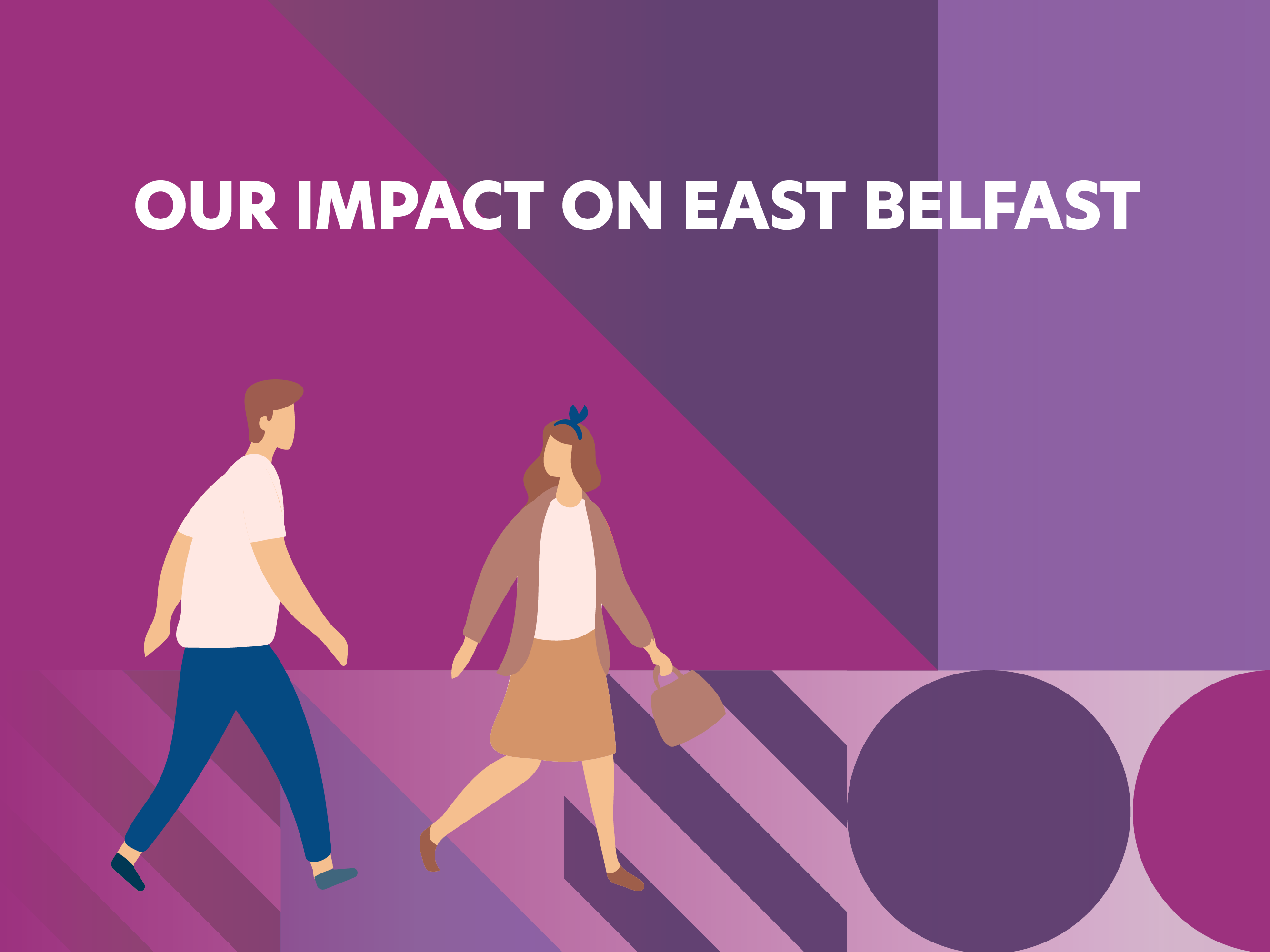 Our Impact on East Belfast